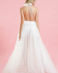 Gonnellone tulle bianco (2)