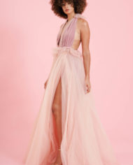 Gonnellone tulle rosa (1)
