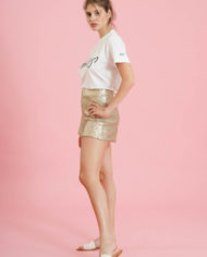 Short paillettes oro (1)